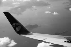 Mongolian Air over Hong Kong 3