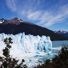 Perito Moreno 1 Square
