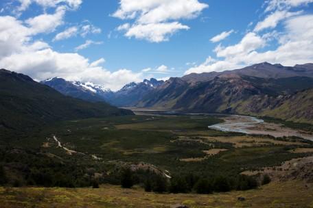 Río de las Vueltas Valley