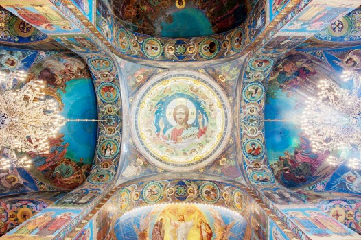 Санкт Петербург Спас на крови Interior 2