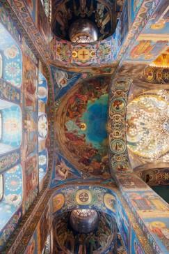 Санкт Петербург Спас на крови Interior 3