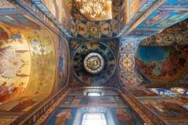 Санкт Петербург Спас на крови Interior 4
