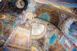 Санкт Петербург Спас на крови Interior 6