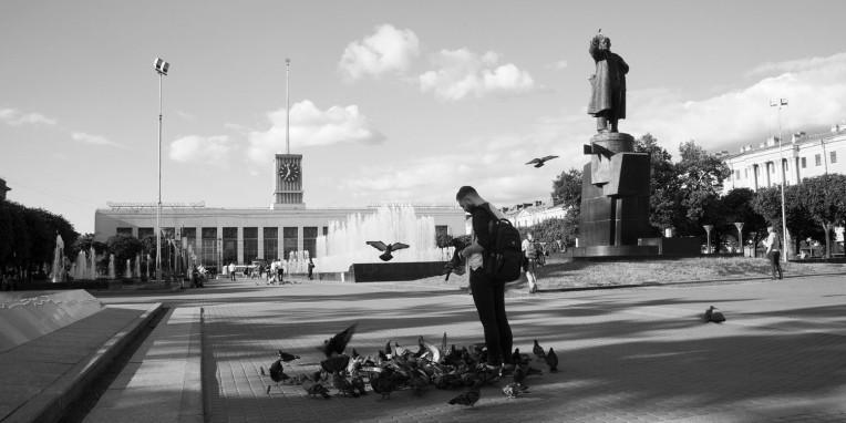 Санкт Петербург Финландский Вокзал