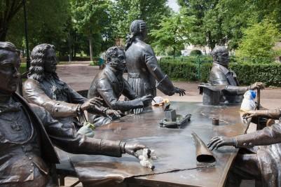 Санкт Петербург Sculpture with Pam & Henry