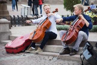 Epic Cellists