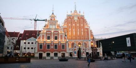 Riga House of Blackheads