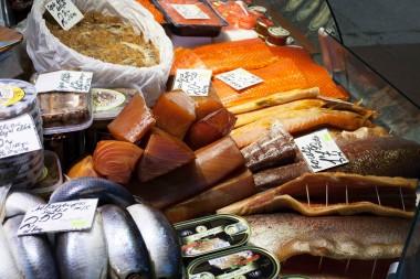 Riga Market Fish