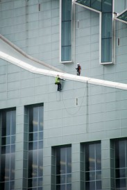 Riga National Library Cleaners