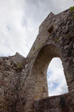 Sigulda Castle Wall