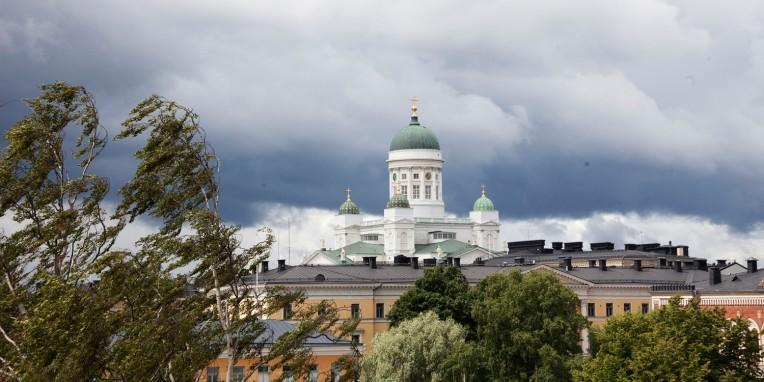 Tuomio Kirkko Wind