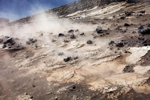 Faial Capelinhos Dust