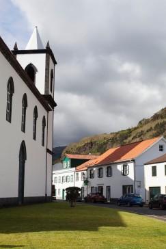 Pico Lajes do Pico Igreja