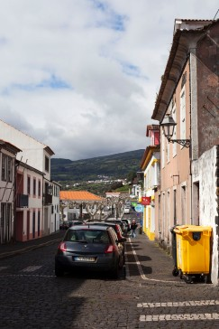 Pico Lajes do Pico Street