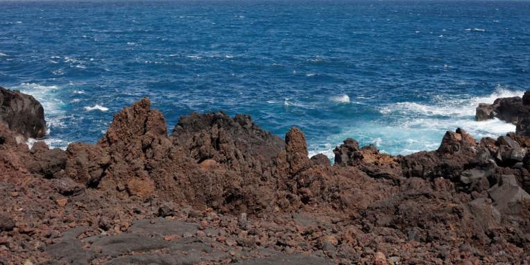 Pico Lajido Land Sea