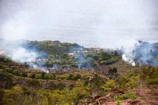 Pico Santo Amaro Clearing