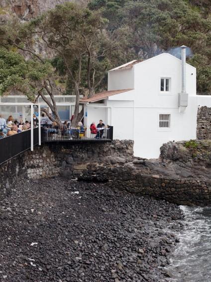 São Miguel Caloura Bar Esplanada
