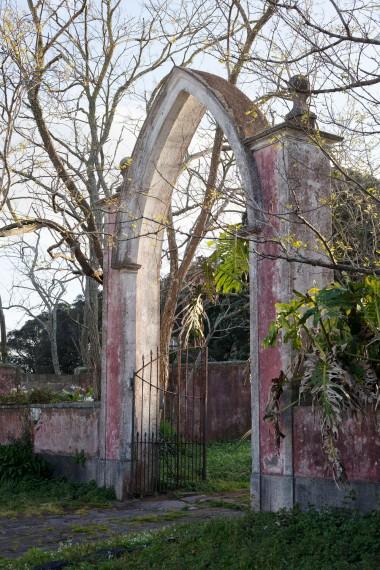 São Miguel Fajã de Baixo Gate