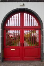 São Miguel Ponta Delgada Red Gate