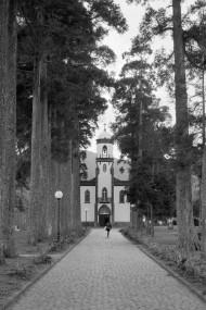 São Miguel Sete Cidades Igreja