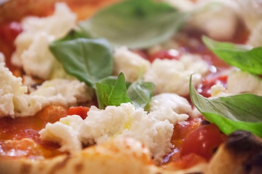 2017.06.30 3 Pizza Margherita di Bufala