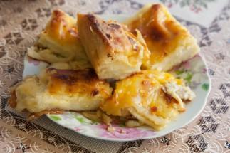 2017.07.29 1 Cheese Bread Thingie