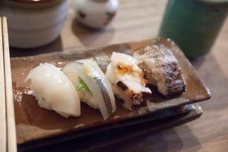 31c いか,サヨリ,タコ,太刀魚