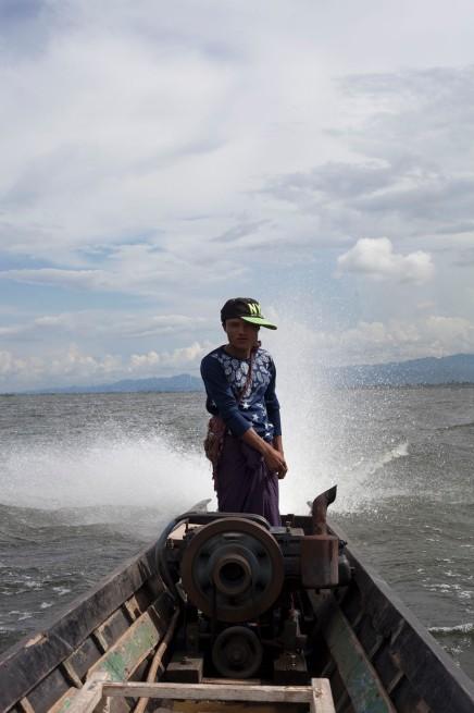 Boat Driver