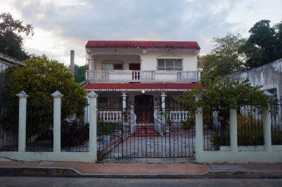 Crumbling Mansion