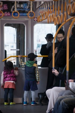 天王寺電車