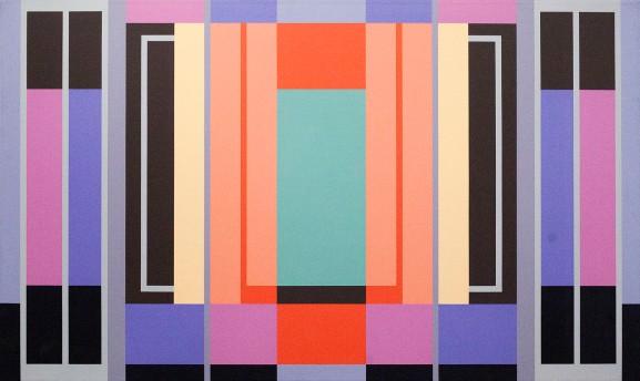 Fanny Sanin - Acrylic No. 6, 1975