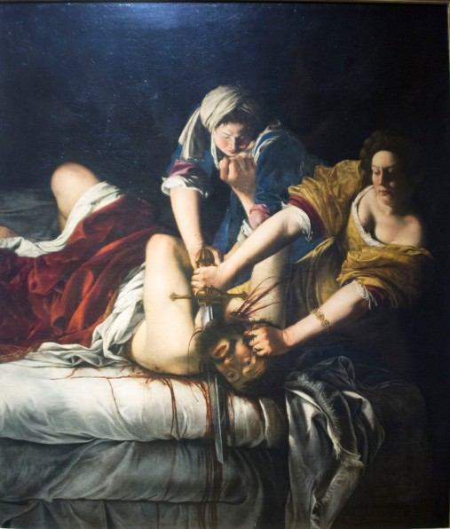 Judith and Holofernes 2