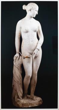 Ken Gonzales Day - Greek Slave by Hiram Powers