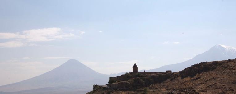 Khor Virap Panorama