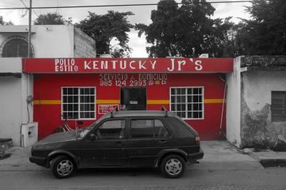 Pollo Estilo Kentucky Jr.'s