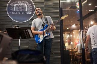 T at Beer Bridge