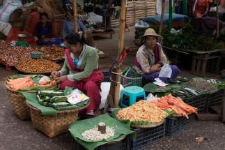 Thazi Market