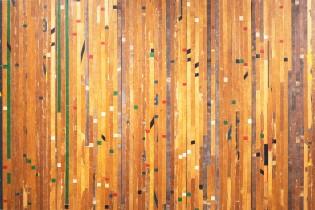 Theaster Gates - Ground rules. Free throw, 2015