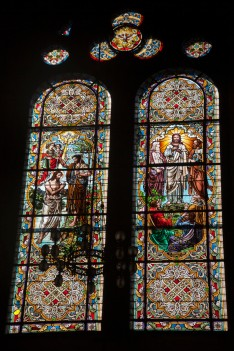 Timisoara Stained glass