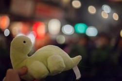 Trever with Bokeh