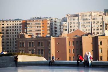 Zaha Hadid - Heydar Aliyev 14