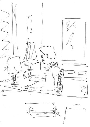Green Sketchbook 2