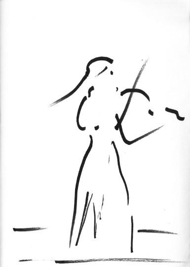 Green Sketchbook 31