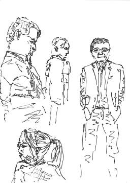 Green Sketchbook 32
