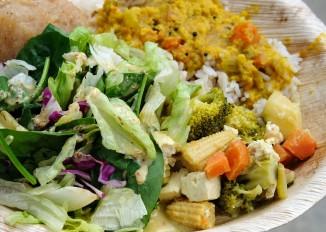 Krishna Lunch
