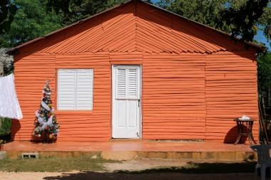 Las Galeras Casa Naranja