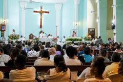 Samaná Catedral Misa