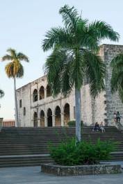 Santo Domingo Alcázar de Colón
