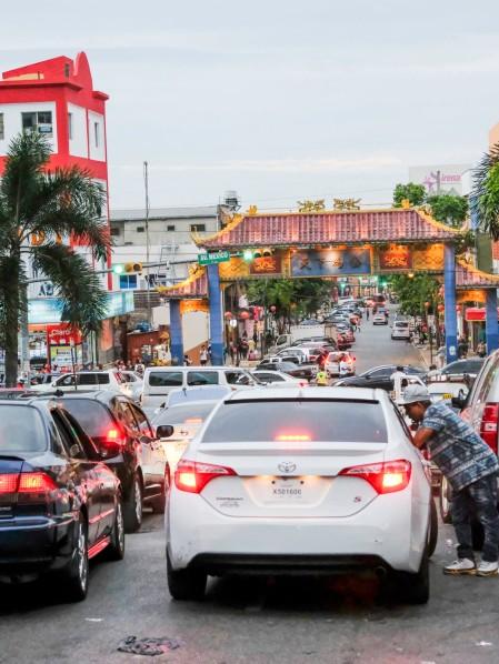 Santo Domingo Barrio Chino