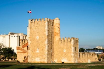Santo Domingo Fortaleza Ozama